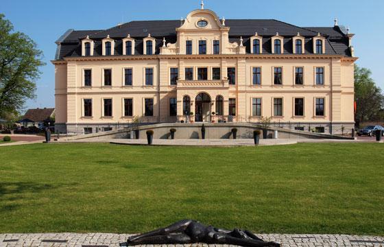 Fontane machte es unsterblich: Schloss Ribbeck